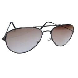 Sol/Läsglasögon Pilot +3.00 Duga Svart Svart