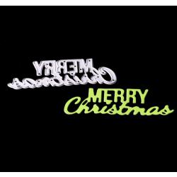 Stans / Dies till Scrapbooking Merry Christmas