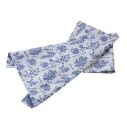 Bastian Handduk Kryddörter 2-pack 80x50 cm Blue 2-pack 80x50 cm
