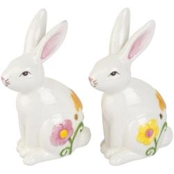 Påsk kaniner Paulinas Tvillingar 2-pack Vit