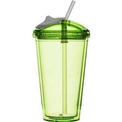 Smoothie mugg 0,45 liter Grön Sagaform Green 0,45 L
