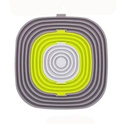Grytunderlag i silikon 3-i-1