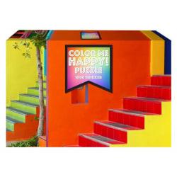 1Conzept Pussel - Color Me Happy: Trappor 1000 bitar multifärg