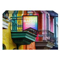 1Conzept Pussel - Color Me Happy: Balkonger 1000 bitar multifärg