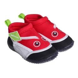 Swimpy Babblarna UV-skor 24-25 Röd