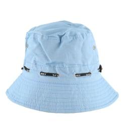 Accés Damhatt Blå 58 cm Blue one size