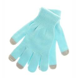 Accés Fingervantar för pekskärm - Ljusblå Ljusblå one size