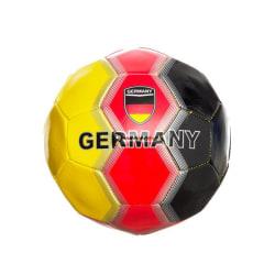 Atom Sports Fotboll Size 3 - Tyskland multifärg
