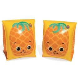 Bestway - Armpuffar, Armringar - Ananas 3-6 år Orange
