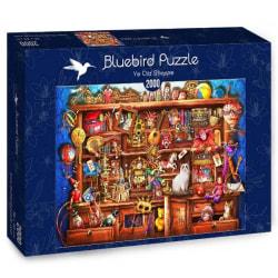 Bluebird Pussel - Ye Old Shoppe 2000 bitar multifärg
