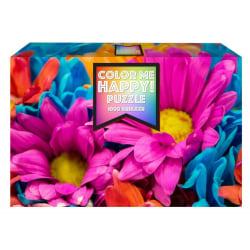 1Conzept Pussel - Color Me Happy: Blommor 1000 bitar multifärg