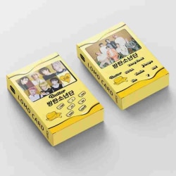 54st / låda BTS fotokort Butter Album LOMO Card Postcard