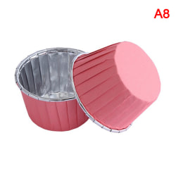 100st Cupcake Paper Cup Oilproof Cupcake Liner Baking Cup Tray