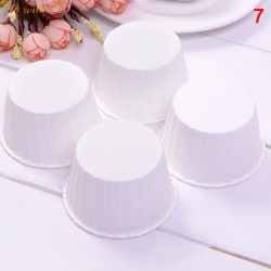 100st cupcake linjer bakning cup cupcake papper muffin fodral tårta A7