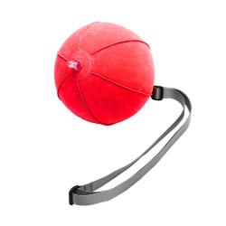 1Pc Golf Swing Trainer Ball Smart uppblåsbar Assist Posture Cor Blue