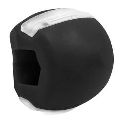 Jawline Träning Övre käftlinje Träning Fitness Ball Neck Face Black