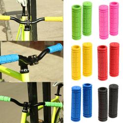 Mountain Bicycle MTB Cycle Soft Bike Handlebar Hand Cover Green green