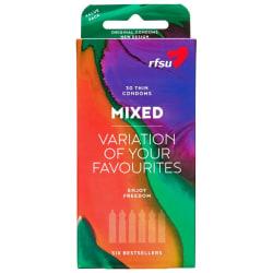 RFSU Mix Pack kondomer 30st