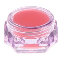 1X Diamantmålning Lim Clay Storage Box Broderi Cross Stit Purple