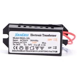 20W AC 220V till 12V LED-strömförsörjningsdrivare Elektronisk omvandling