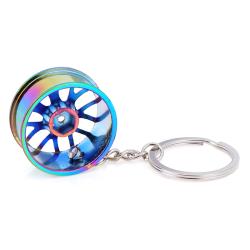 Auto del modell nyckelring nyckelring ring nyckelring nyckelring bil fans One Size