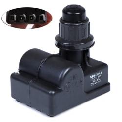 BBQ Gasgrill Byte 4 uttag AA-batteri Tryckknapp Ignit One Size