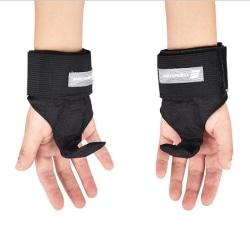 Konditionshandskar Viktlyftkrok Träning Gym Handtag Remar Wr onesize
