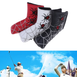 Spider Golf Putter Cover Blade Golf Headcover Putter Club Head Red