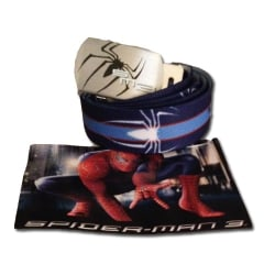 Bälte/skärp Spindelmannen
