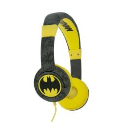 Batman Hörlur Junior On-Ear 85Db