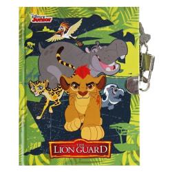 Dagbok med hänglås - Lejonkungen