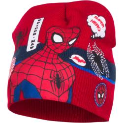 Mössa Spindelmannen Röd 54