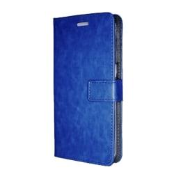 TOPPEN SLIM Sony Xperia XZ1 Plånboksfodral 4st Kort Mörkblå
