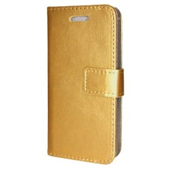 TOPPEN Huawei P10 Plus Plånboksfodral 4st Kort Guld