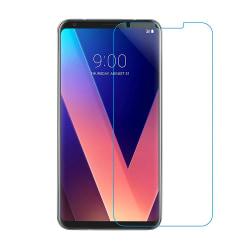 LG V30 H930 Härdat Glas Skärmskydd Retail Transparent