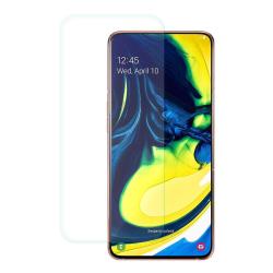 Samsung Galaxy A80/A90 Härdat Glas Skärmskydd Retail Transparent