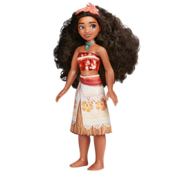 Disney Princess Vaiana/Moana Royal Shimmer Fashion Doll Docka multifärg