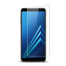 Samsung Galaxy A7 2018 Härdat Glas Skärmskydd Retail Transparent