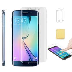 Heltäckande Skärmskydd Till Galaxy S6 EDGE 2-Pack Retail