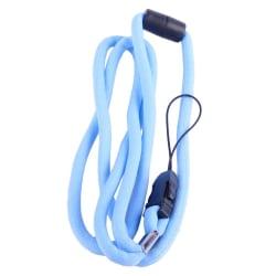 Mobilband Nyckelband För Mobiler Mp3 Kameror mm BLÅ Ljusblå