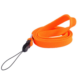 Mobilband Nyckelband För Mobiler Mp3 Kameror mm ORANGE Orange
