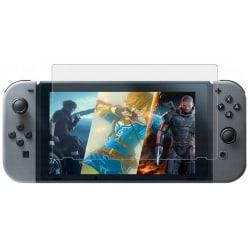 Nintendo Switch Härdat Glas Skärmskydd Glasskydd  Transparent