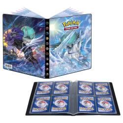 UP - Pokemon 4-Pocket Pärm - Sword and Shield 6 Chilling Reign multifärg