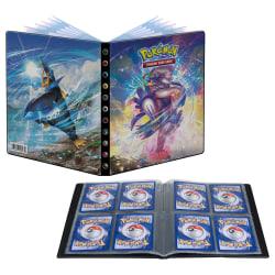 UP - Pokemon 4-Pocket Pärm - Sword & Shield 5 Battle Styles multifärg
