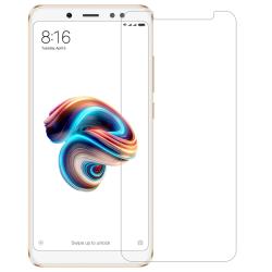 Xiaomi Redmi Note 5 Härdat Glas Skärmskydd Retail Transparent
