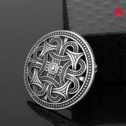 1 st medeltida vikingasköld broscher stift kappa sjal stift keltisk n A