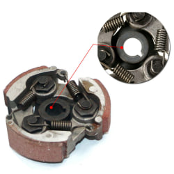 47cc 49cc centrifugalkopplingsplatta Mini Moto Quad Dirt Bike Atv 3