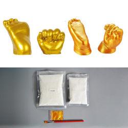 Footprint Cloning Model Baby Mould 3D Hand Mud Handprint Par onesize