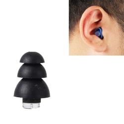 Hörselproppar med silikonskydd