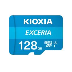 Kioxia EXERCIA MicroSDXC - 128GB